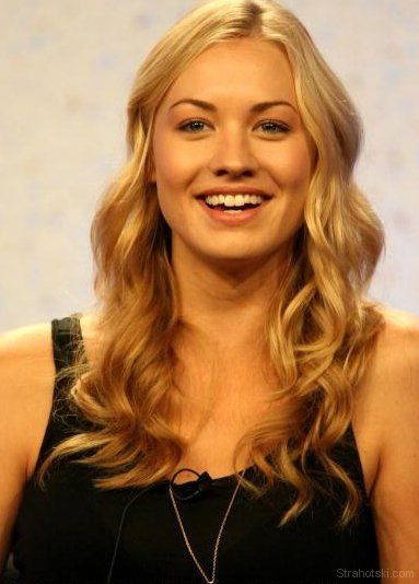 Yvonne Strahovski Brown Hair yvonne strahovski and ...