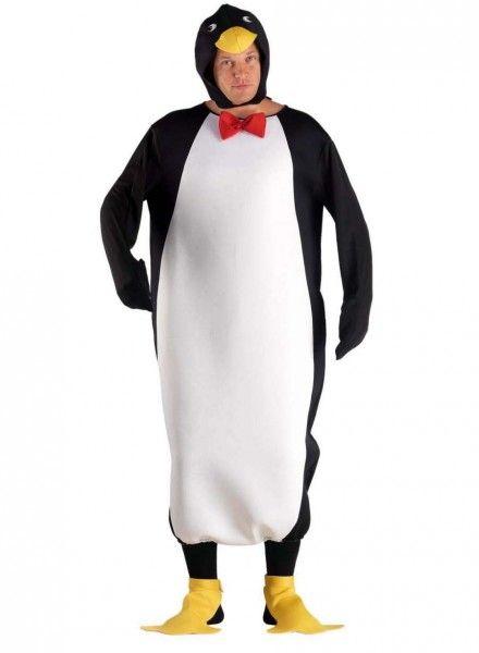 Pinguin Kostüm, Gruppenkostüm Pinguin, lustiges Kostüm für Junggesellenabschied