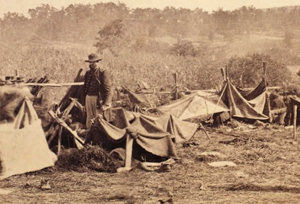 an introduction to the history of the battle of antietam Antietam was the single bloodiest day in american history there were over 23,000 casualties after the 12 hour battle ended visit our casualties page to learn more about this topic.