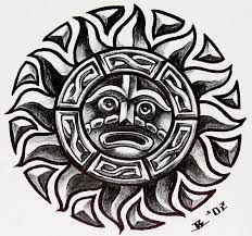 Image result for aztec designs