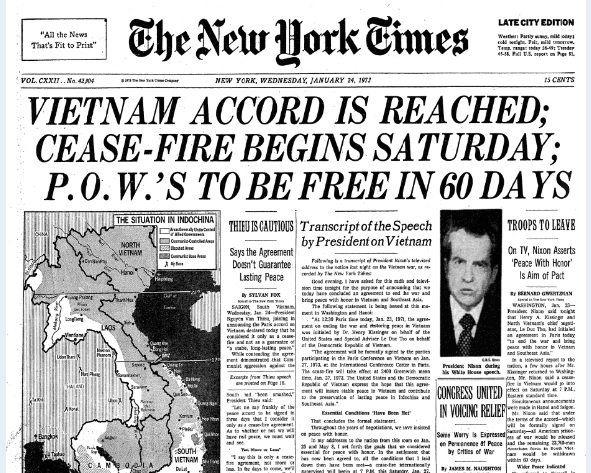 Sample Essay on Vietnam War