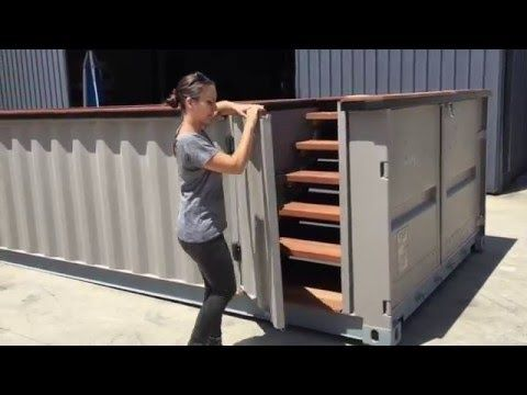 Australian Company Reveals Design For Shipping Container Pool | SF Globe