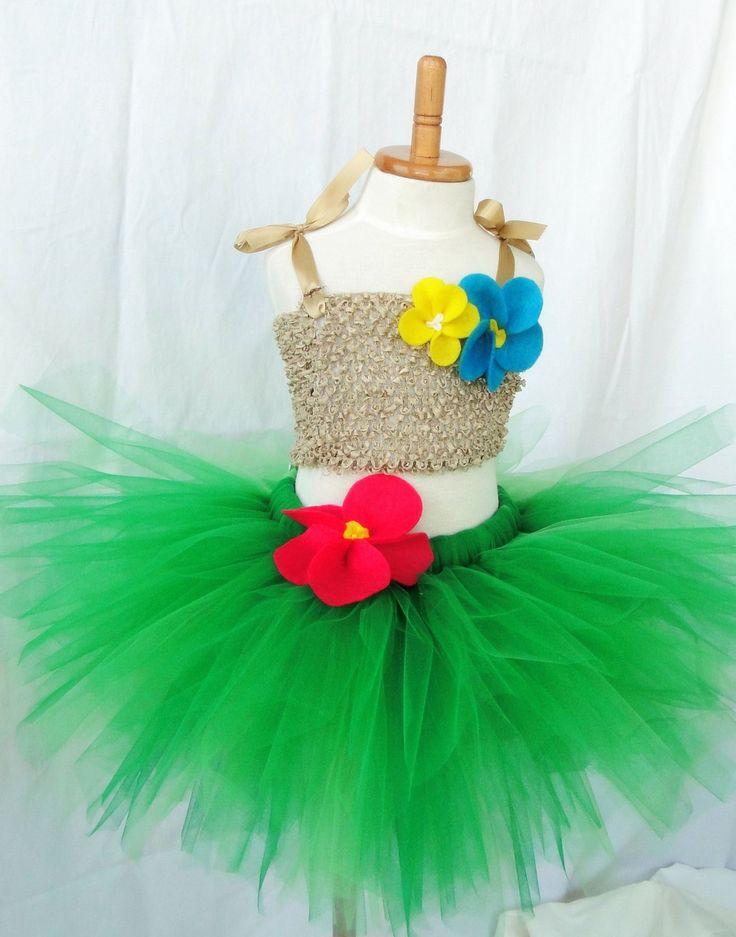 Brenna's Solo Costume to Hawaiian Roller Coaster Ride from Lilo & Stitch