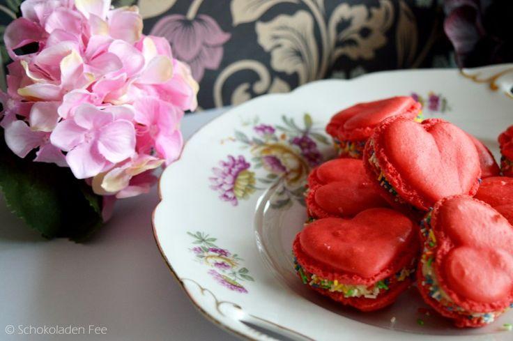Valentins-Macarons