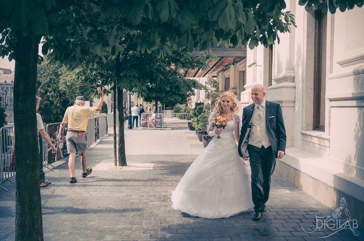 #vintage #wedding #photojournalist http://www.digilab.hu