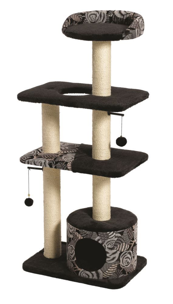 Feline Nuvo Tower Cat Furniture | MidWest Homes For Pets
