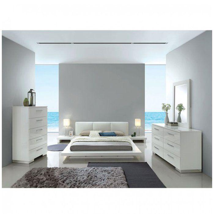 Mccullum Platform Configurable Bedroom Set Platform Bedroom Sets Bedroom Set White Bedroom Set