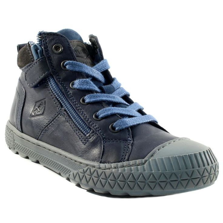 128A PALLADIUM TACO BLEU www.ouistiti.shoes le spécialiste internet  #chaussures #bébé, #enfant, #fille, #garcon, #junior et #femme collection automne hiver 2016 2017