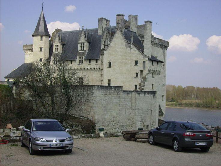 château de Bréhémont - Photo de B Cour cheverny - St Brevin. - Vbr eurovélo