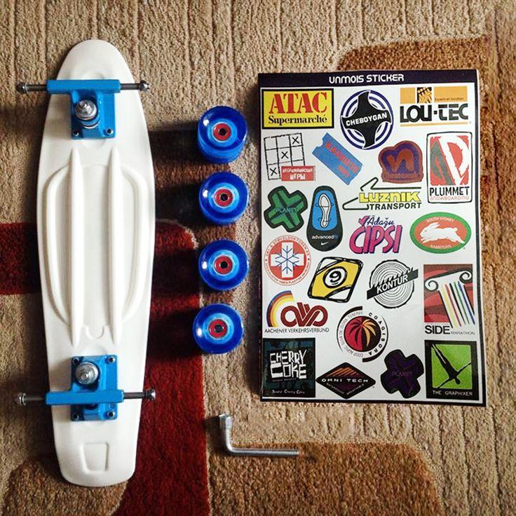 New 2016 patins street skateboard four wheel longboard banana fish skate board mini cruiser long Skateboard peny boards for sale