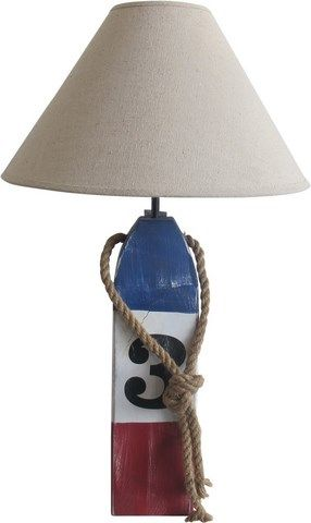 Earth de Fleur Homewares - Table Lamp Buoy Set 2