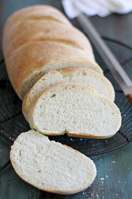 Classic Italian Bread | girlversusdough.com