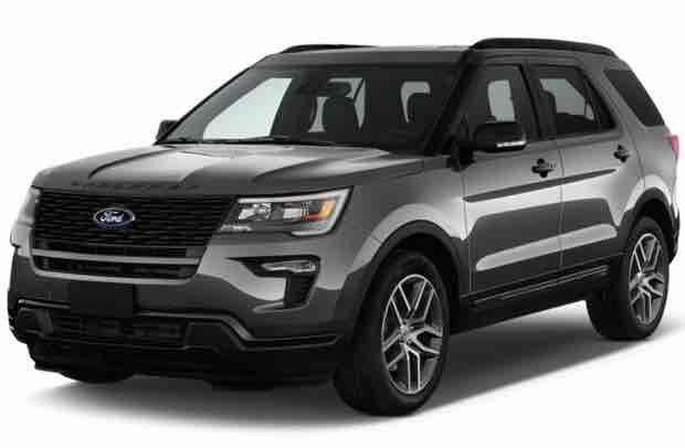 2019 Ford Explorer Platinum Price 2019 Ford Explorer Ford