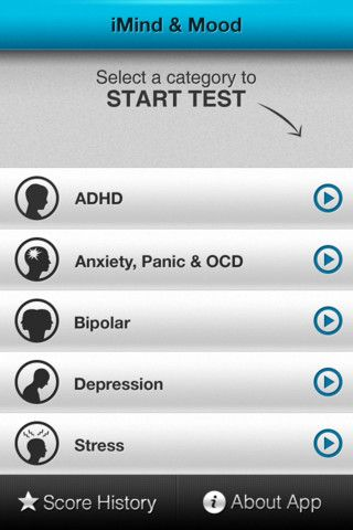 iMind & Mood is the easiest tool for assessing and dealing with your or your students mental health concerns.    This app is based on 30 years of psychiatric experience from treating thousands of patients. By answering a series of questions,