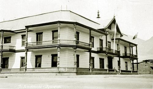 El Palacio Astoreca: un edificio sin parangón en Iquique