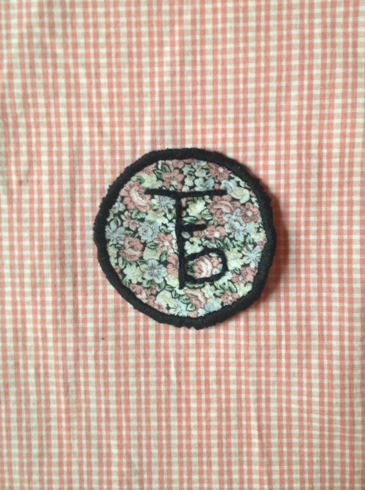 The Front Bottoms Logo Patch by MiksMugs on Etsy https://www.etsy.com/listing/253611541/the-front-bottoms-logo-patch