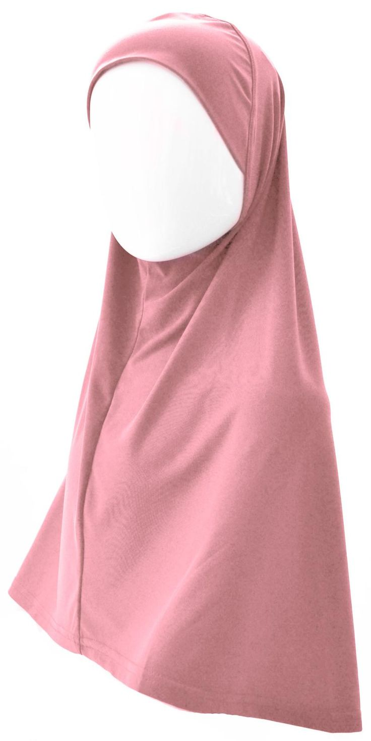 Hijab pratique et confortable. Très simple à enfiler. http://www.sianat.fr/15-abaya-fille