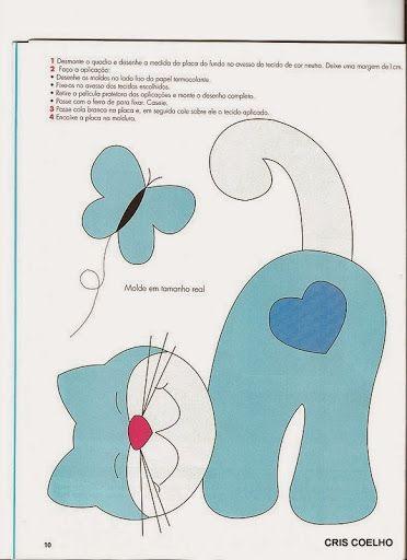 157 ГИА делать. Патч Aplique н. 4 - Мария Кристина Коэльо - веб-альбомы Picasa