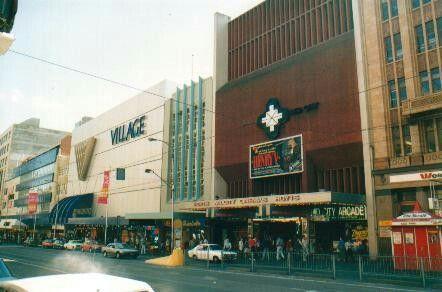 Bourke Street 1980s