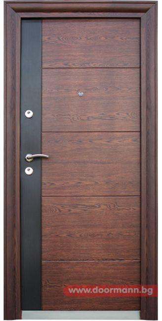 Блиндирана входна врата - Код 616-C