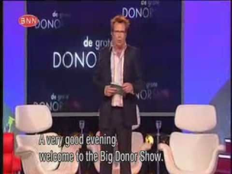 Grote Donor Show 1 UK