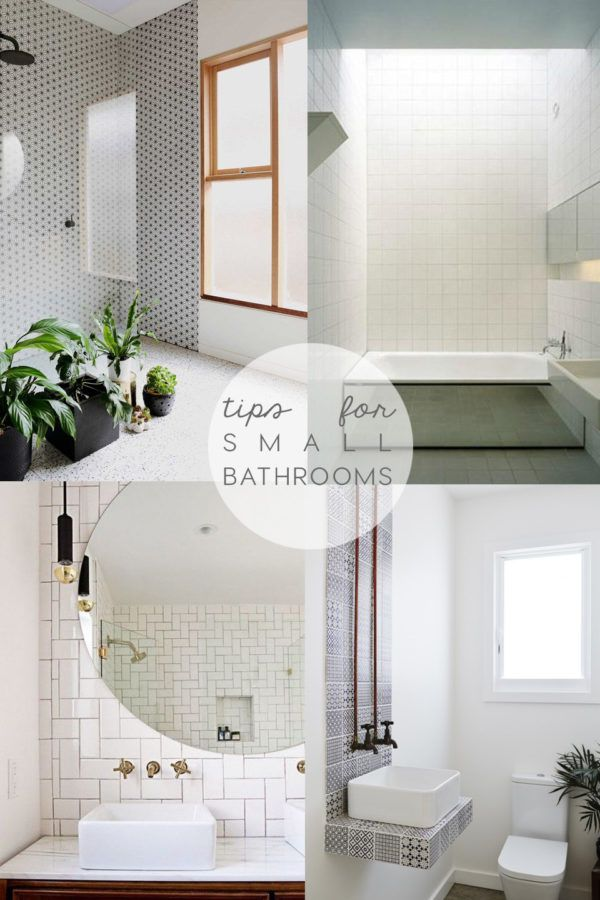 How To Make A Small Bathroom Look Bigger In 7 Tips Small Apartment Bathroom Small Bathroom Colors Small Bathroom Trends