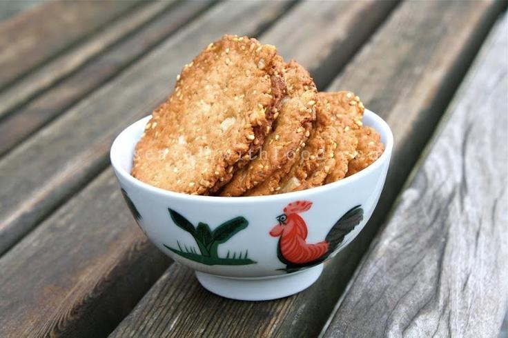 Kampar Chicken Biscuit CrispsKai Chai Paeng Chicken and