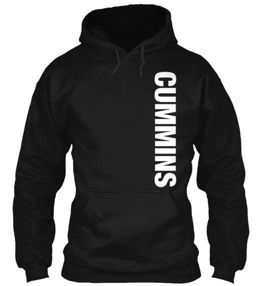 Cummins hoodie