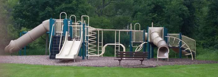 Center Valley Park, Playground, Trails, and Ballfield in Twinsburg, Ohio