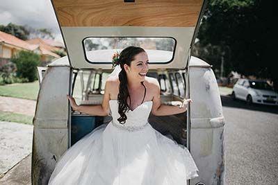kombi wedding ideas