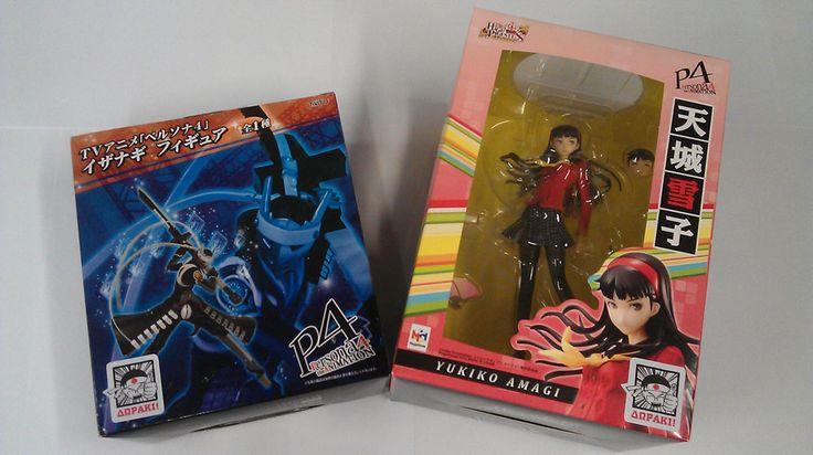 2 φιγούρες Persona 4