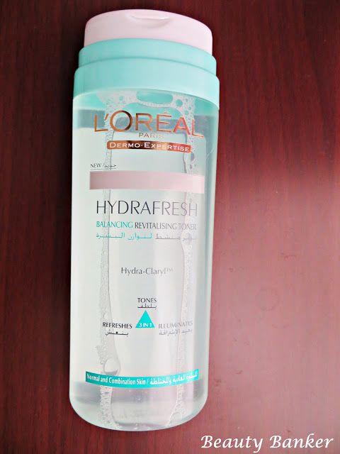 Best toner for oily - combination skin