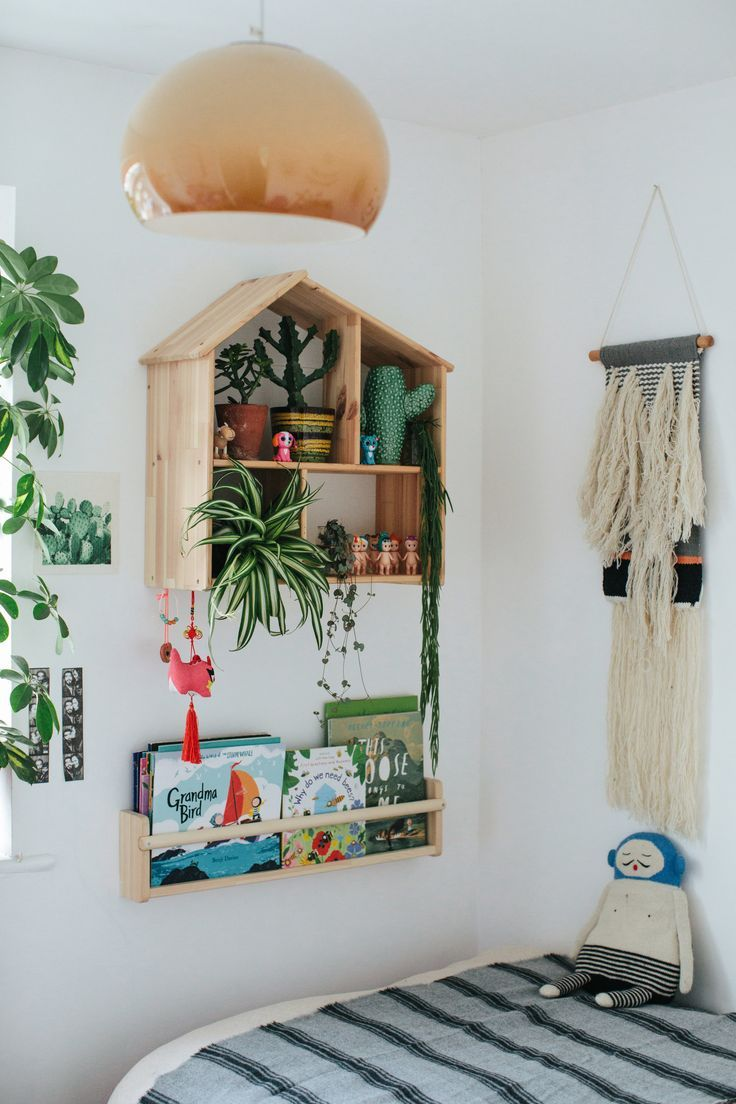 Kleiderschrank für Kleinkinder – Montessori inspiriert