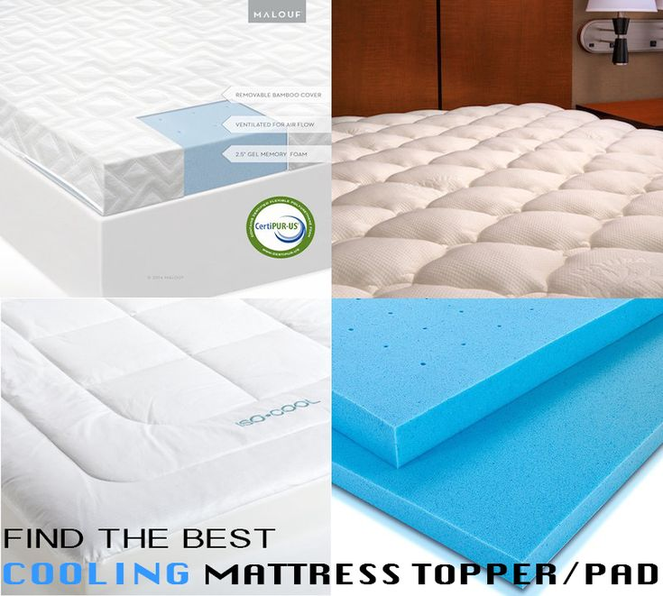 Are You Looking For A Cooling Mattress Topper Or Pad To Improve Your Sleep