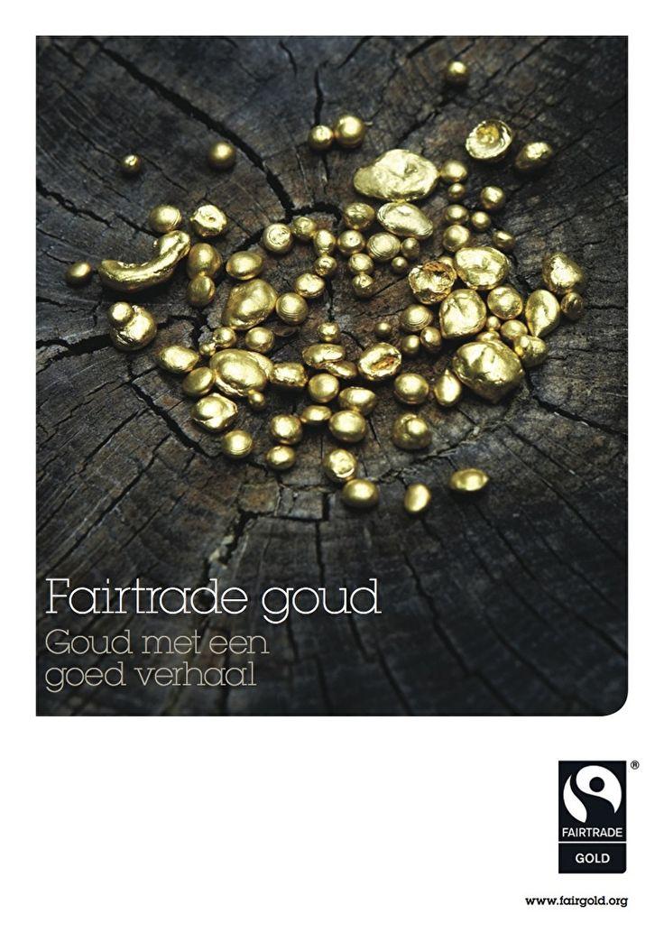 Wij zijn een Fair Trade geregistreerde goudsmid. Dit houd in dat u voor een kleine meerprijs uw sieraden ook van Fair Trade goud kan laten maken.