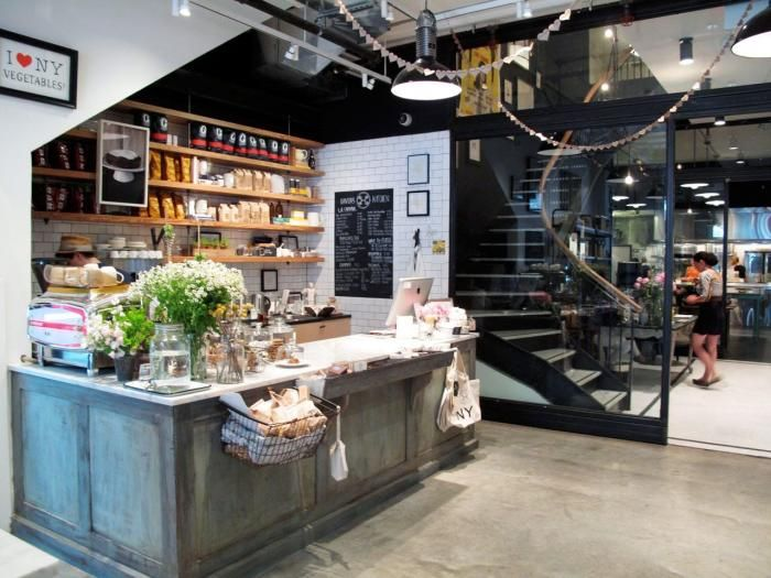 New York's Jack of All Kitchen Trades :Haven's Kitchen, a cooking school, café, catering company, and boutique, to name a few of its guises.