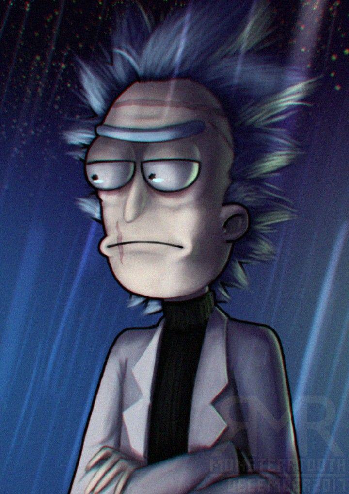 Rick and Morty x Evil Rick