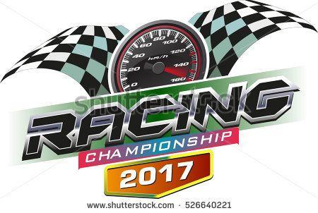 Vector Racing Championship 2017 logo event