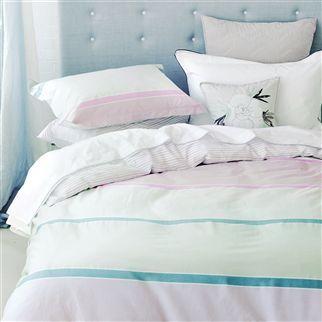 Valfonda Natural Bed Linen | Designers Guild