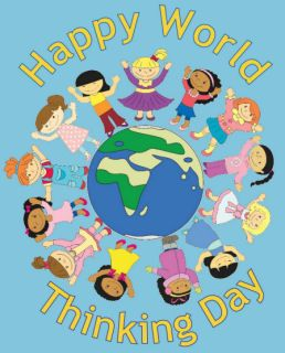 Activity Village has some great information and resources for Girl Scout World Thinking Day.