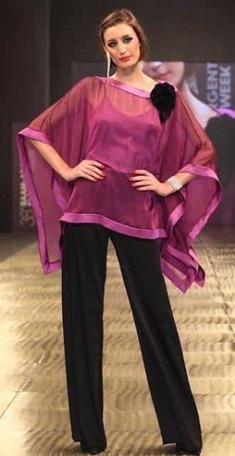 Moldes Moda por Medida: TÚNICA DECOTE DE BARCO