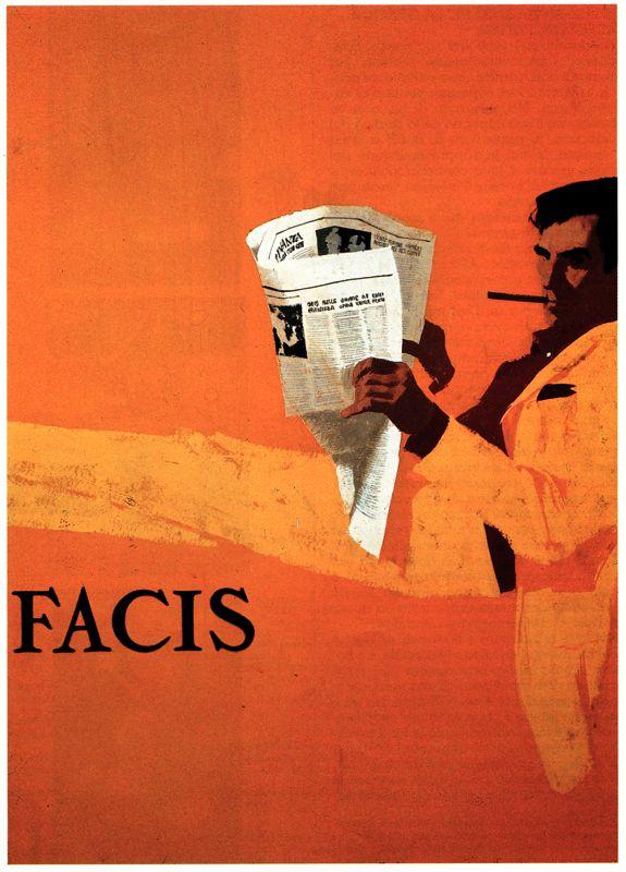 Ferenc Pinter, Facis advertising, 1961