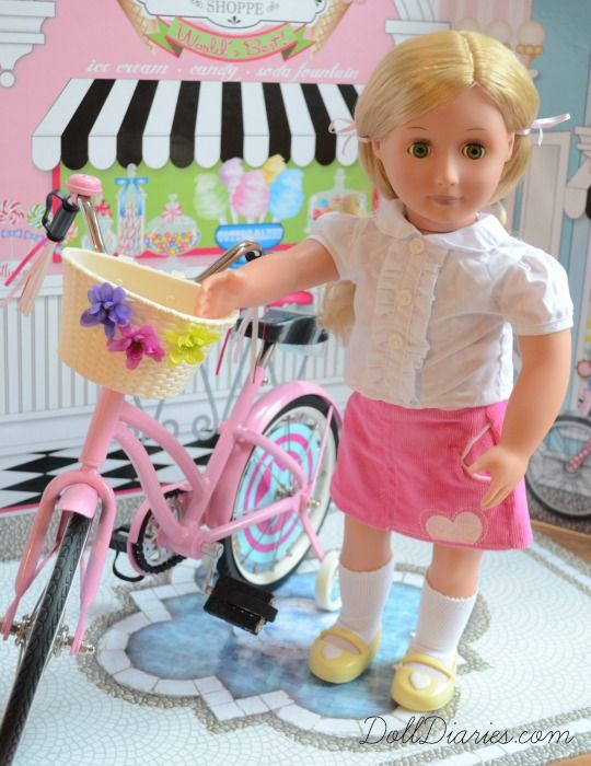 12 Best 18 Inch Doll Cars Bikes And Scooters Images On Pinterest