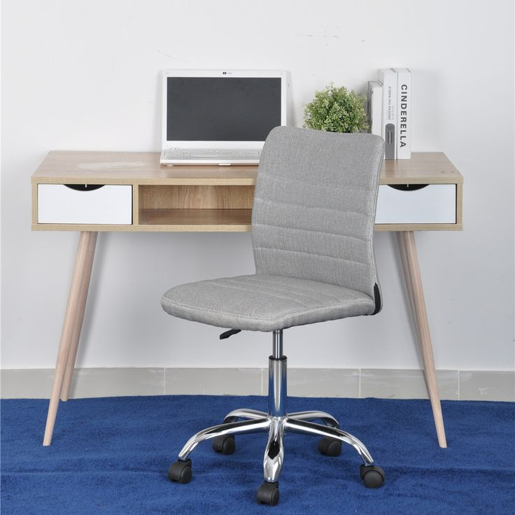 Aingoo Silevr Office/Computer Chair Slap-up Gaming chair Fashion Delicate 360Degree Rotating Office Chair Computer Casual Chair