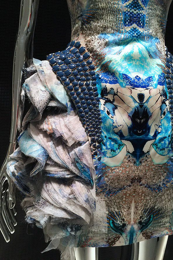 INSIDE Alexander McQueen's Savage Beauty at the V&A | Erika Brechtel | Brand Stylist