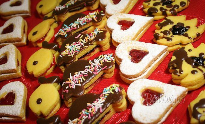 Vianočné koláčiky • recept • bonvivani.sk