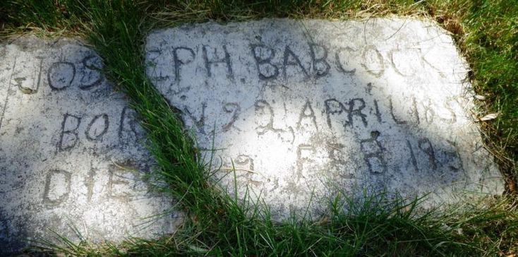 Joseph Babcock (1859 - 1936) - Find A Grave Photos