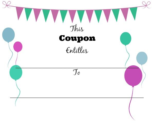 The 25+ best Make your own certificate ideas on Pinterest Go - free templates for coupons