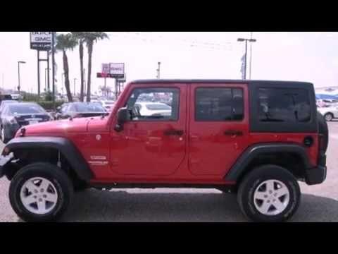 Edinburg TX Craigslist Used Cars | 2011 Jeep Wrangler Harlingen TX