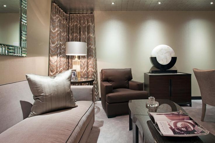 The Studio Harrods - The Studio Client Suites @The Studio Harrods Interior Design & Innovation